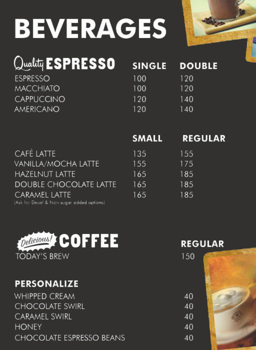 The Coffee Bean & Tea Leaf, DLF Mall of India, Sector 18 ...