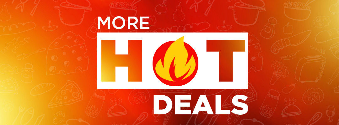 Hottest Deals starting at Rs.9