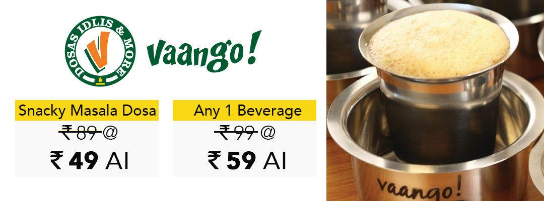 Vaango! offer in Kolkata