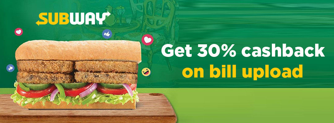 Offers at Subway