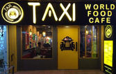 Taxi - World Food Cafe | EazyDiner