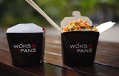 Woks and Pan | EazyDiner