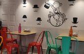Cafe @ Drop Of A Hat | EazyDiner