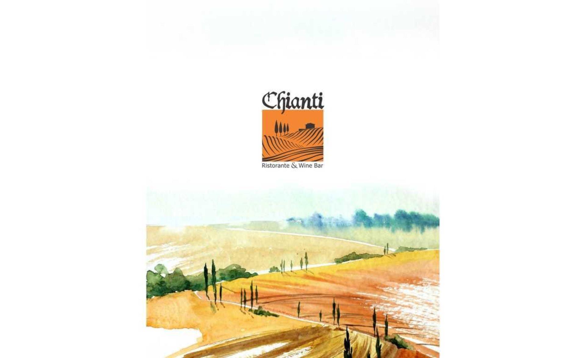 Menu of the Chianti Italian Restaurant
