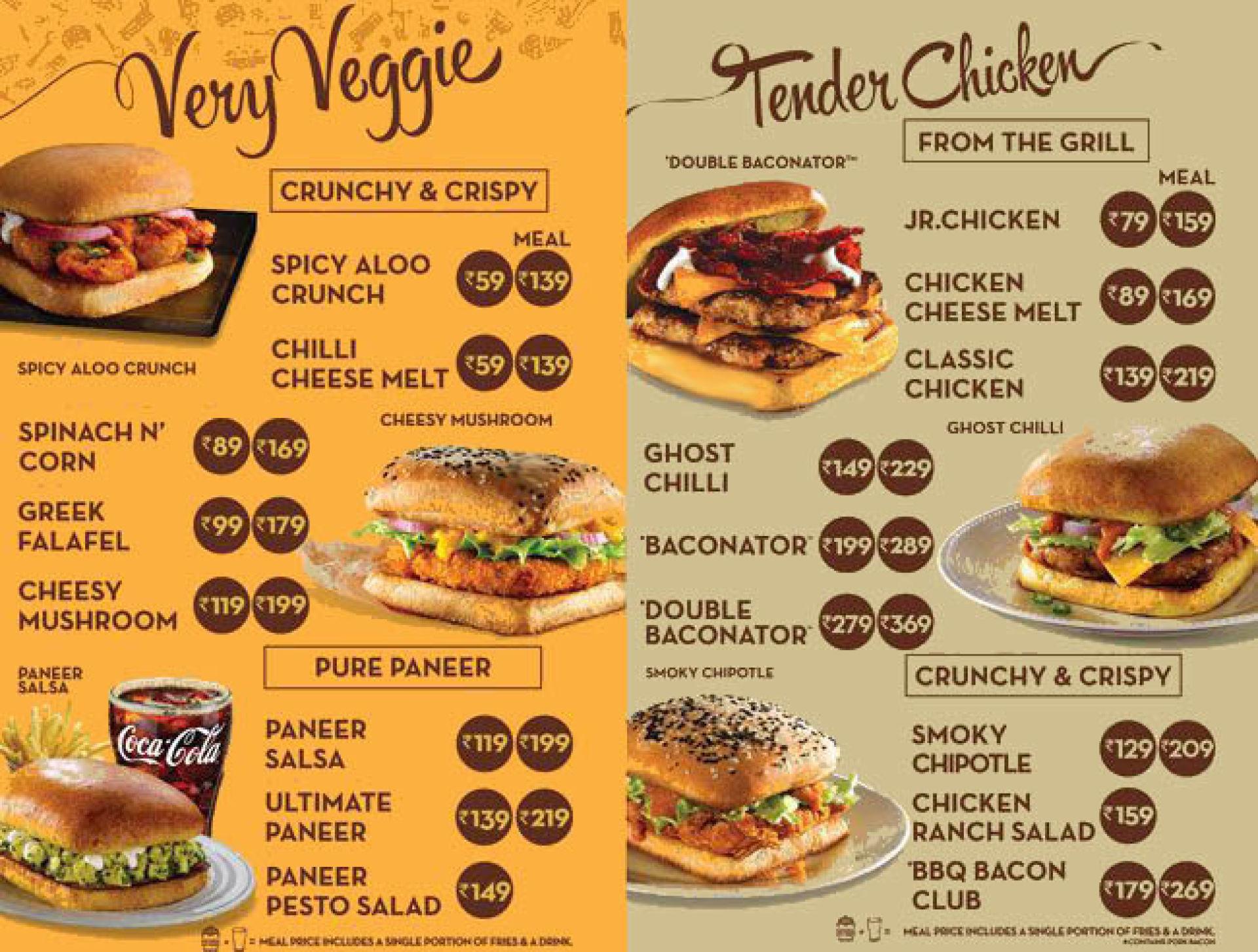 Hard Rock Cafe Chennai Price Menu