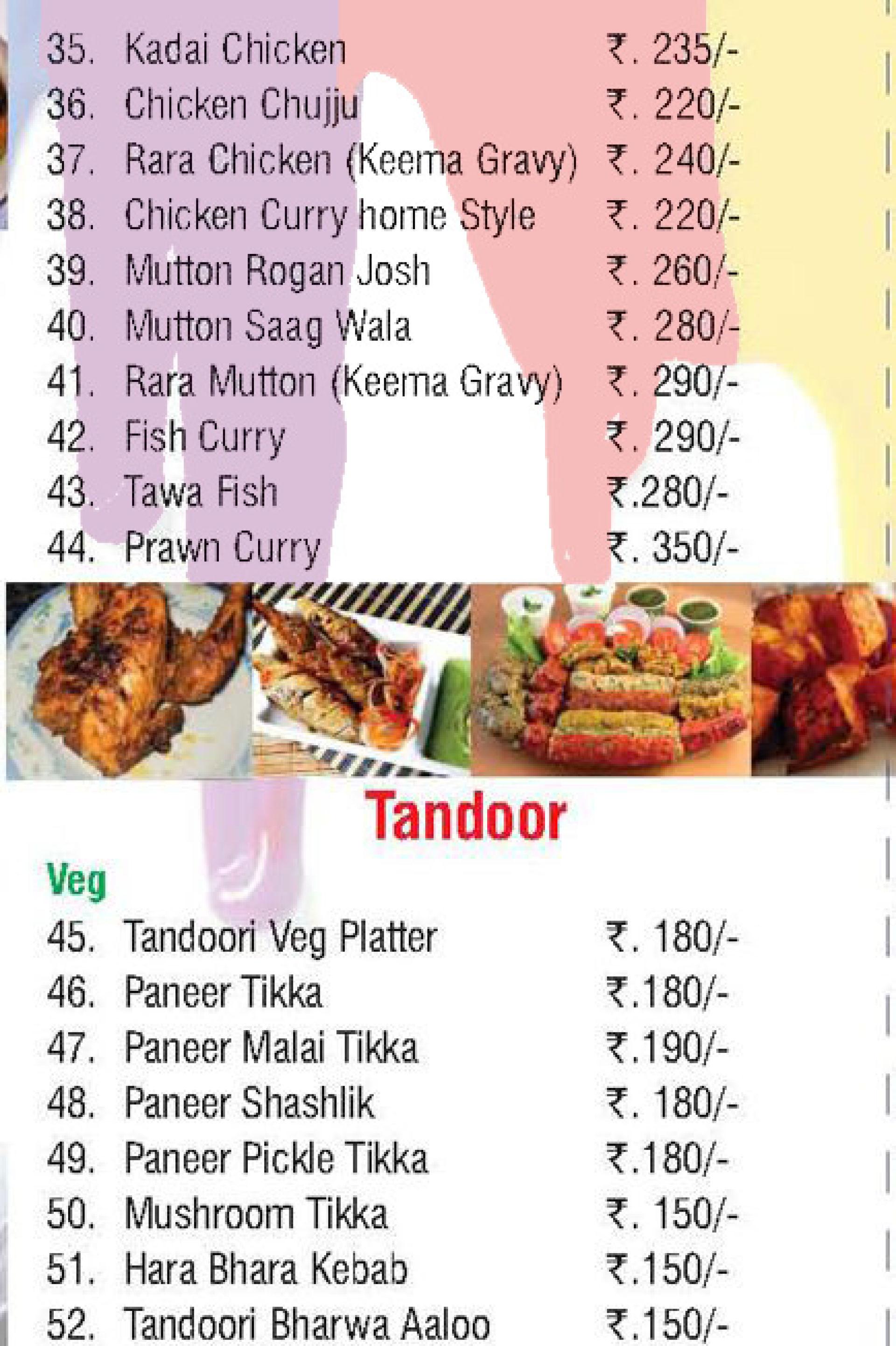 Healthy food junction lajpat nagar 4 delhi ncr restaurants eazydiner menu of the healthy food junction forumfinder Choice Image