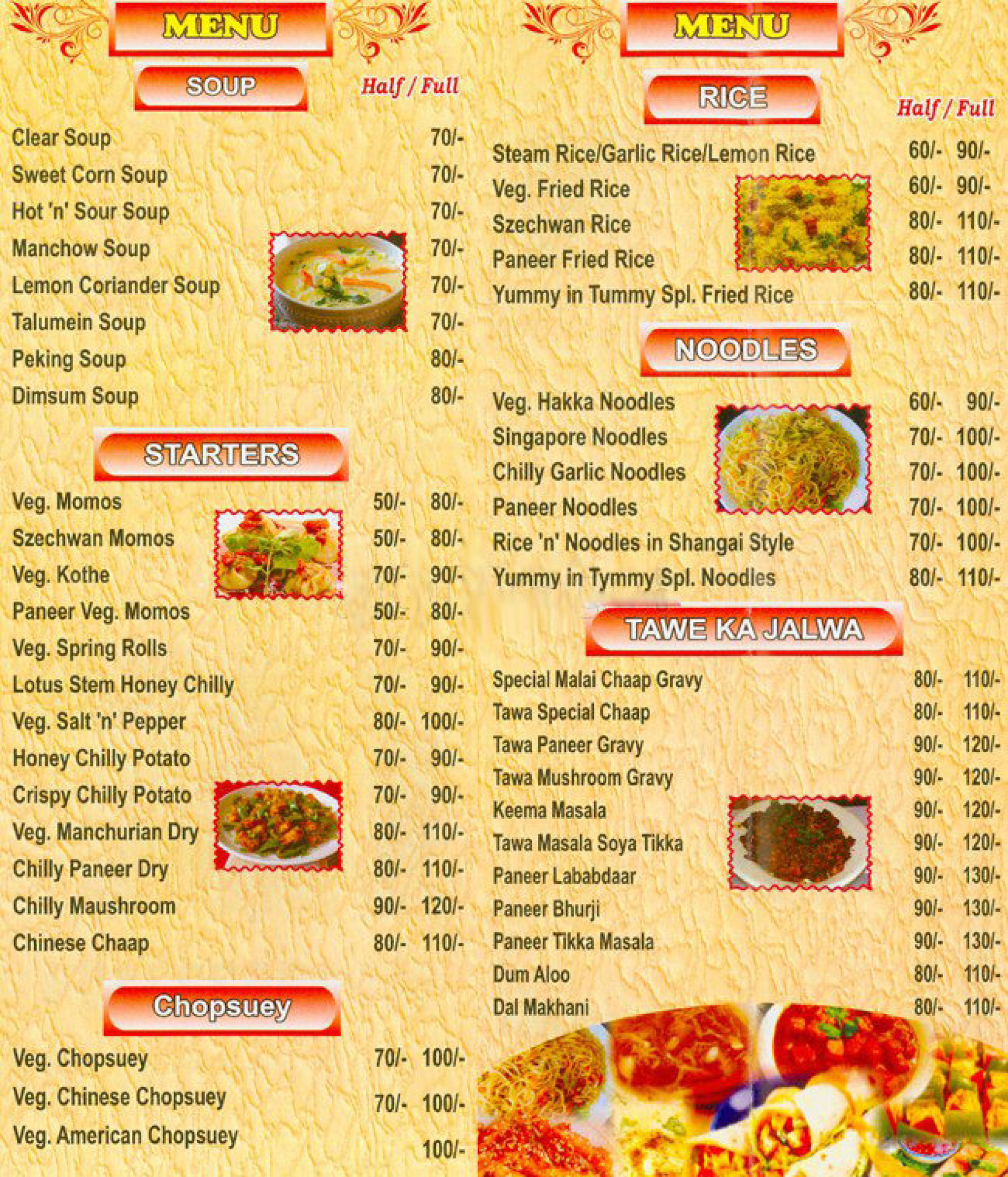 Kalsang - Home - Delhi, India - Menu, Prices, Restaurant