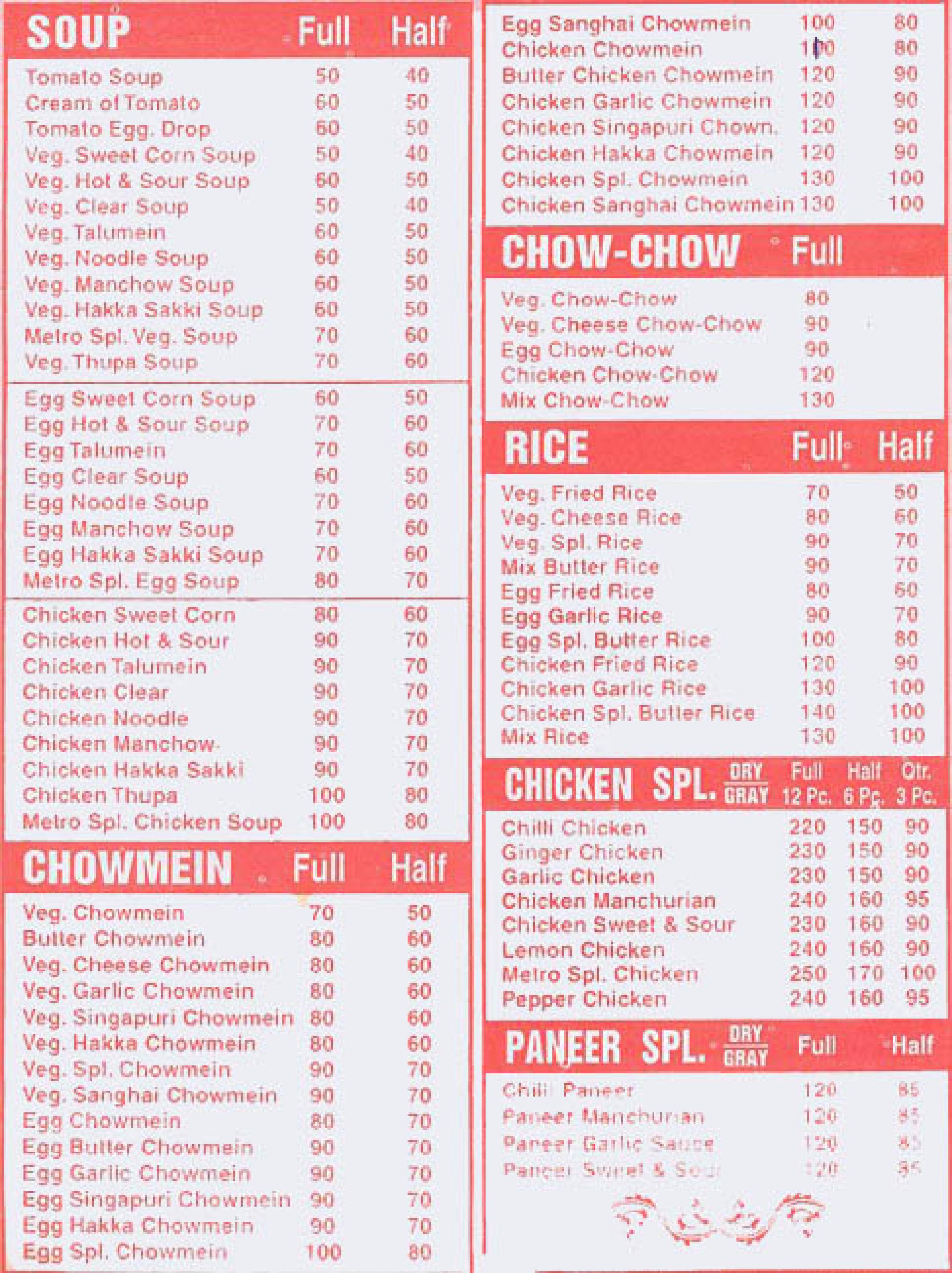 Ashok pan house menu house plan 2017 ashok pan house chetpet chennai restaurant zomato stopboris Images