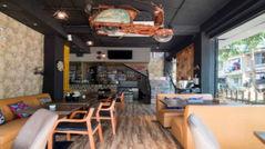Cafe Ville Villa,Kandivali West, Western Suburbs