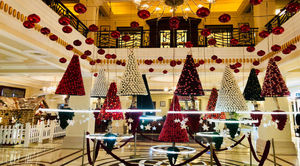 Top 5 must-have Christmas spreads in Delhi NCR