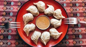 Momo Madness - The Best Momos In Mumbai