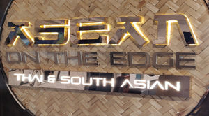 On the Edge is Now Asean and Celebrates the cuisines of South Asia