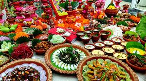 Firingee, Oriental and Bangladeshi food for this Poila Boishakh