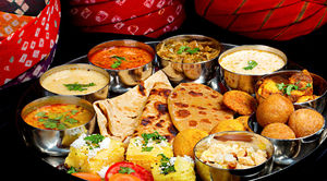 Top 5 Paces for Rajasthani Thali in Jaipur