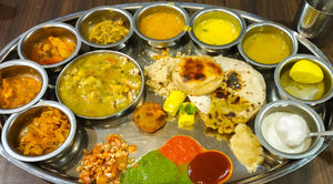Top 5 Vegetarian Restaurants serving Unlimited Meals in Ahmedabad
