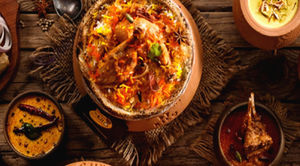 EazyDiner joined hands with Biryani By Kilo to safely home deliver your favourite Biryani