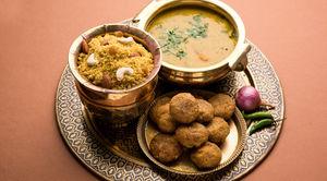 Quintessential Rajasthani Dal Baati Churma Recipe