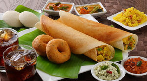 Light South Indian recipes for the summer