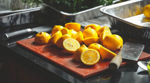 5 Delicious recipes for when life gives you lemons