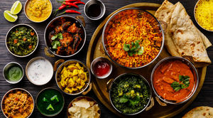 Food Walk With EazyDiner: An Overview Of India's Cuisines