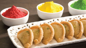Have a Delicious Holi!