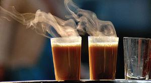 Tea-Time in the Heart of Delhi
