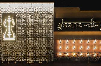 Sanadige – Fine Dine Restaurant,Chanakyapuri, Central Delhi