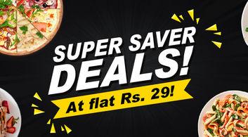 Super Saver Deals at Rs. 29 AI