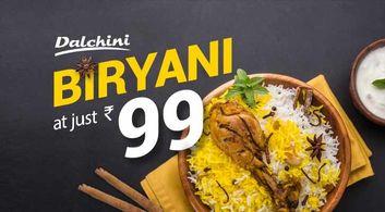 Biryani @ Rs. 99 Only!
