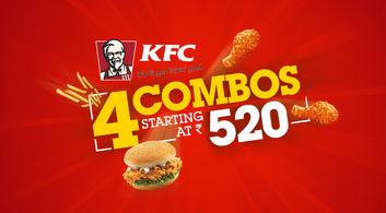 Best KFC Offers in Chennai