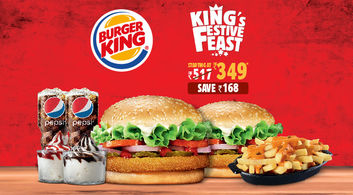 Burger King Coolest Offers