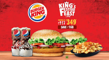 Eat Out with Burger King