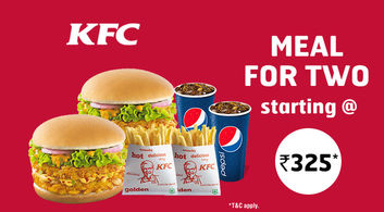 KFC offers in Ahmedabad
