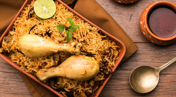 Best Biryani Restaurants