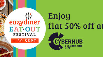 Eat Out Deals in Cyber Hub