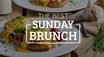 Best Sunday Brunches in Delhi-NCR