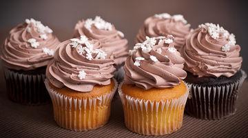 Bite Me Cupcakes,Frazer Town, Central Bengaluru
