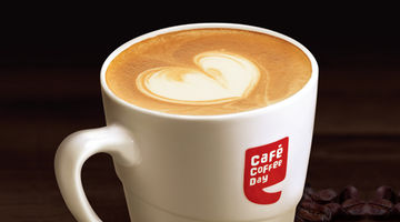Cafe Coffee Day,Connaught Place (CP), Central Delhi