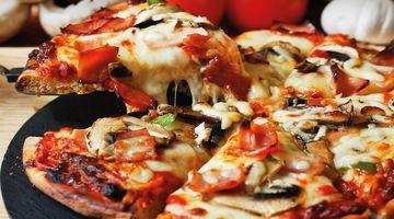 Chicago Pizza,Epicuria Mall, Nehru Place