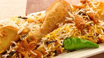 Hyderabad Briyani & Fast Food,Kilpauk, Chennai