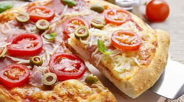 Chicago Pizza,Sector 1, Salt Lake