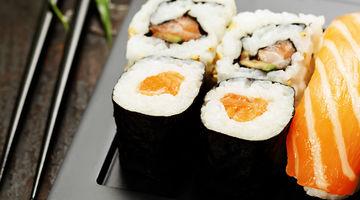 Hako Sushi,The Walk, Jumeirah Beach Residence