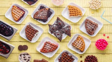 9 Waffles,Pali Hill, Bandra West, Western Suburbs