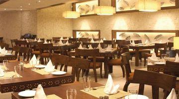Zaffran,Hotel Palace Heights, New Delhi