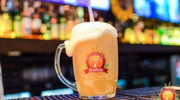7 Degrees Brauhaus,DLF South Point Mall, Golf Course Road