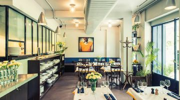 Le Bistro du Parc,Defence Colony, South Delhi