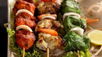 The Great Kabab Factory,Radisson Blu Marina, New Delhi
