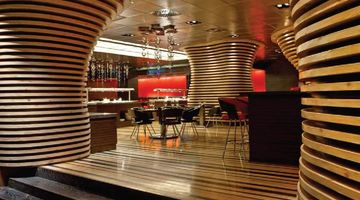 The One ,Le Meridien, New Delhi