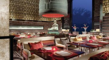 MEGU,The Leela Palace, New Delhi