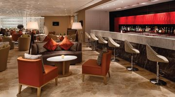 Cherry Bar ,The Leela Ambience Convention Hotel, New Delhi